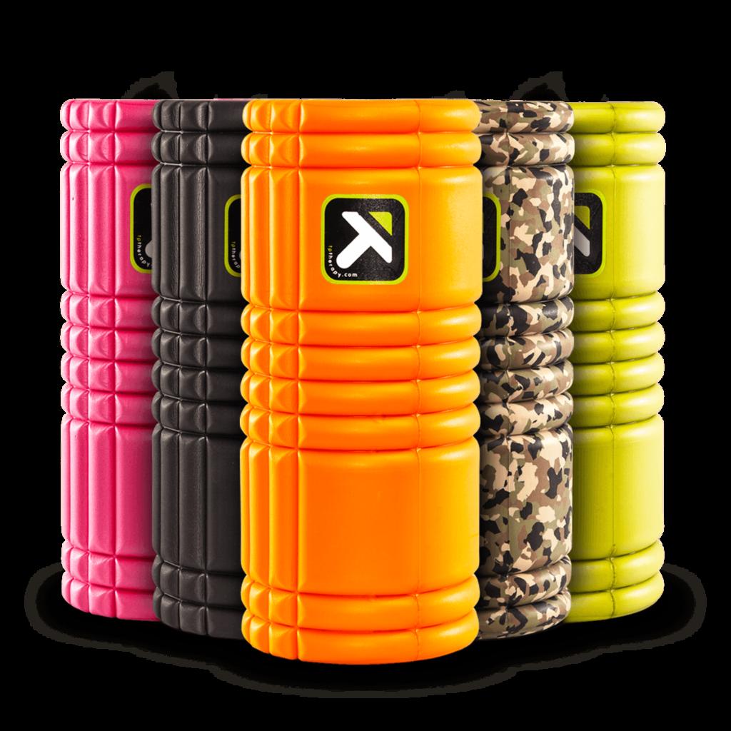 TriggerPoint_GRID_foam_roller_Gift Ideas Under $40 for the Fitness-Fantatic lifesum