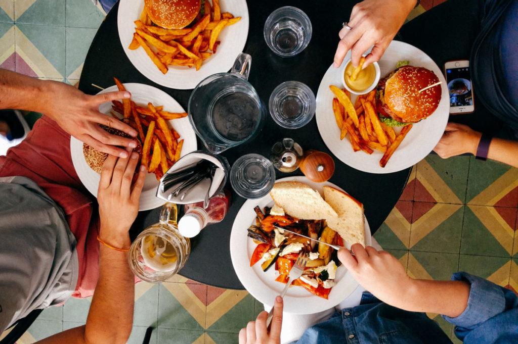 carbs meals