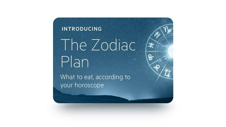 zodiac plan lifesum